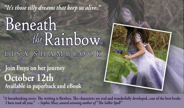 Beneath the Rainbow announcement